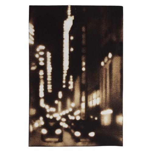 Tableau en verre acrylique City 50 x 70 cm