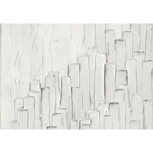 Tableau en verre acrylique Bianca 130 x 90 cm