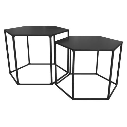 acheter tables basses lot de 2