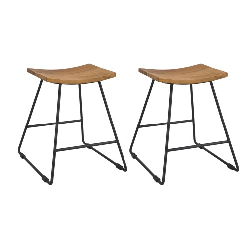 Tabourets Bart (lot de 2)
