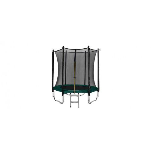 acheter trampoline 183 cm vert