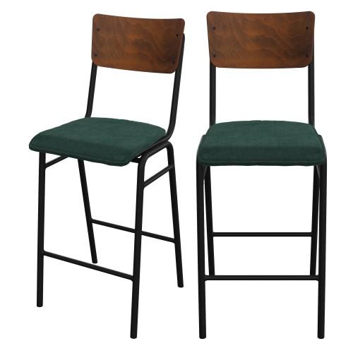 achetert chaise de bar ecolier bi matiere