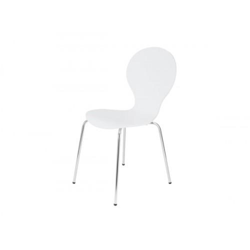 achat chaises blanches de cuisine