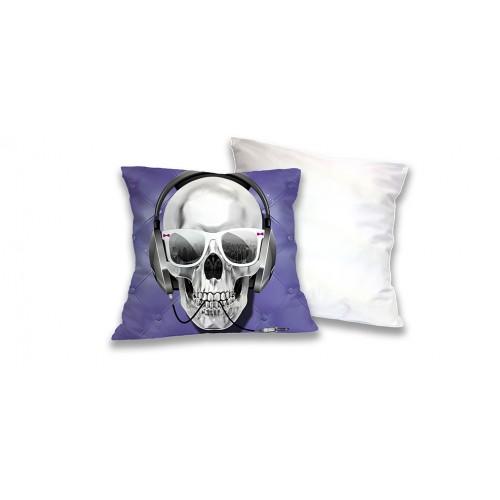 coussin t te de mort laissez vous surprendre par nos. Black Bedroom Furniture Sets. Home Design Ideas