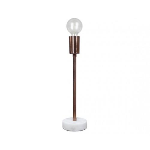 Lampe de bureau Zaria L cuivre