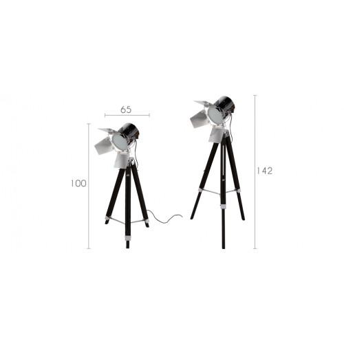 lampadaire cin ma noir commandez nos lampadaires cin ma. Black Bedroom Furniture Sets. Home Design Ideas