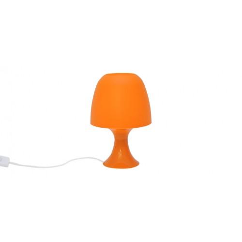 Lampe Champignon Orange Decouvrez Nos Lampes Champignons Orange