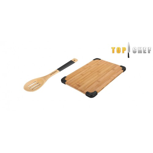 lot bambou noir top chef