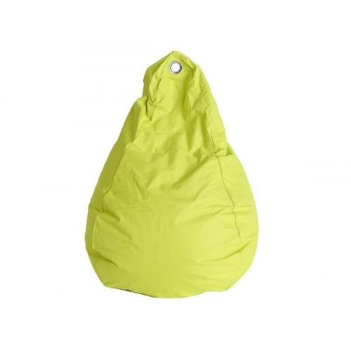 pouf poire vert anis sautez sur nos poufs verts rendez vous d co. Black Bedroom Furniture Sets. Home Design Ideas