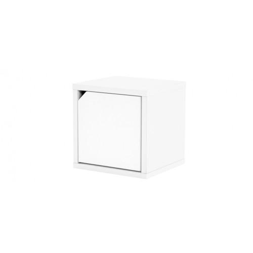 Cube De Rangement 1 Porte Blanc Achetez Nos Cubes De Rangement 1 Porte Blancs Rdv Deco