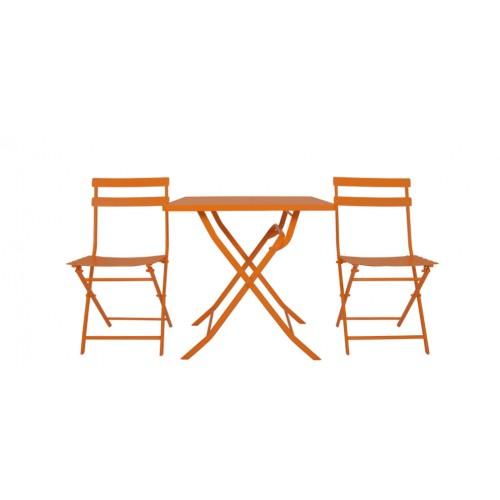 Table Et Chaises Oranges Découvrez Nos Tables Et Chaises Oranges