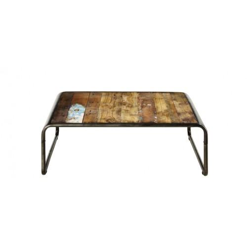 Table Dock Basse Dock Table Carrée Carrée Basse Table 35Lc4qARj