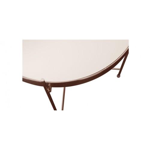 table basse en m tal valdo cuivre achetez nos tables basses en m tal valdo cuivre rdv d co. Black Bedroom Furniture Sets. Home Design Ideas
