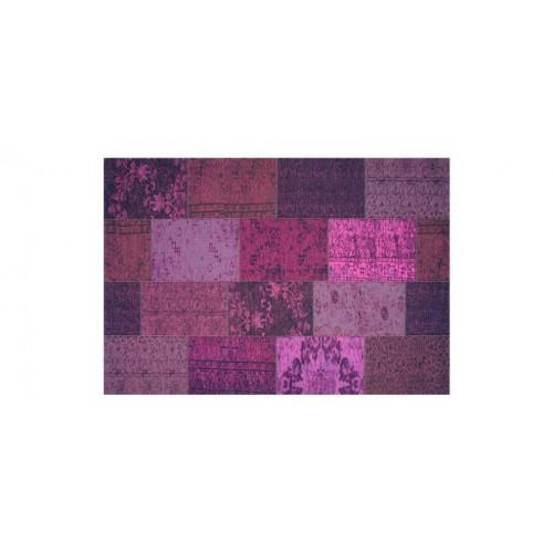 Tapis Ernest violet 155 x 230 cm