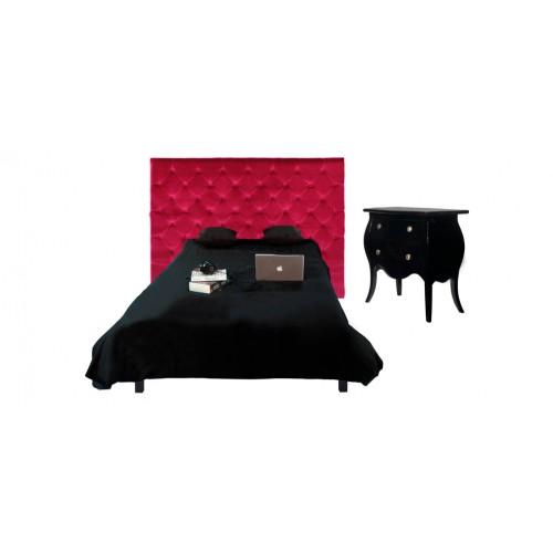 t te de lit chesterfield fuschia commandez nos t tes de lit chesterfield rdvd co. Black Bedroom Furniture Sets. Home Design Ideas