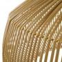 achat suspension lamelle de bambou