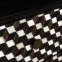 achat table de chevet deco design en bois