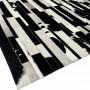 achat tapis 140x200 peau de vache