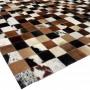 achat tapis cuir 160x230 cm