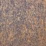 achat tapis bleu et dore design 140 x 200 cm