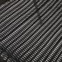 acheter chaise confortable noire pieds metal