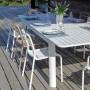 acheter chaise de jardin blanche
