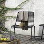 acheter fauteuil de jardin detente en metal