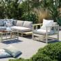 acheter fauteuil en bois de teck massif jardin
