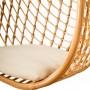 acheter fauteuil ethnique en rotin naturel