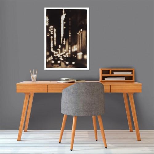 Poster City en papier 50 x 70 cm