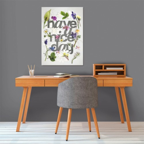 Poster Funky en papier 50 x 70 cm