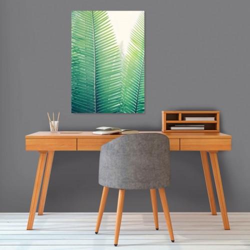 Poster Jungle en papier 50 x 70 cm
