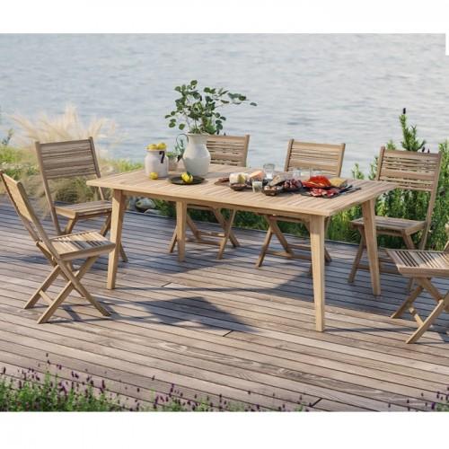 Table de jardin Barton 180cm
