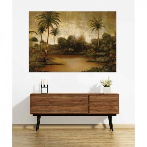 Tableau en verre acrylique Helena 130 x 90cm