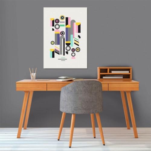 Poster Arts en papier 50 x 70 cm