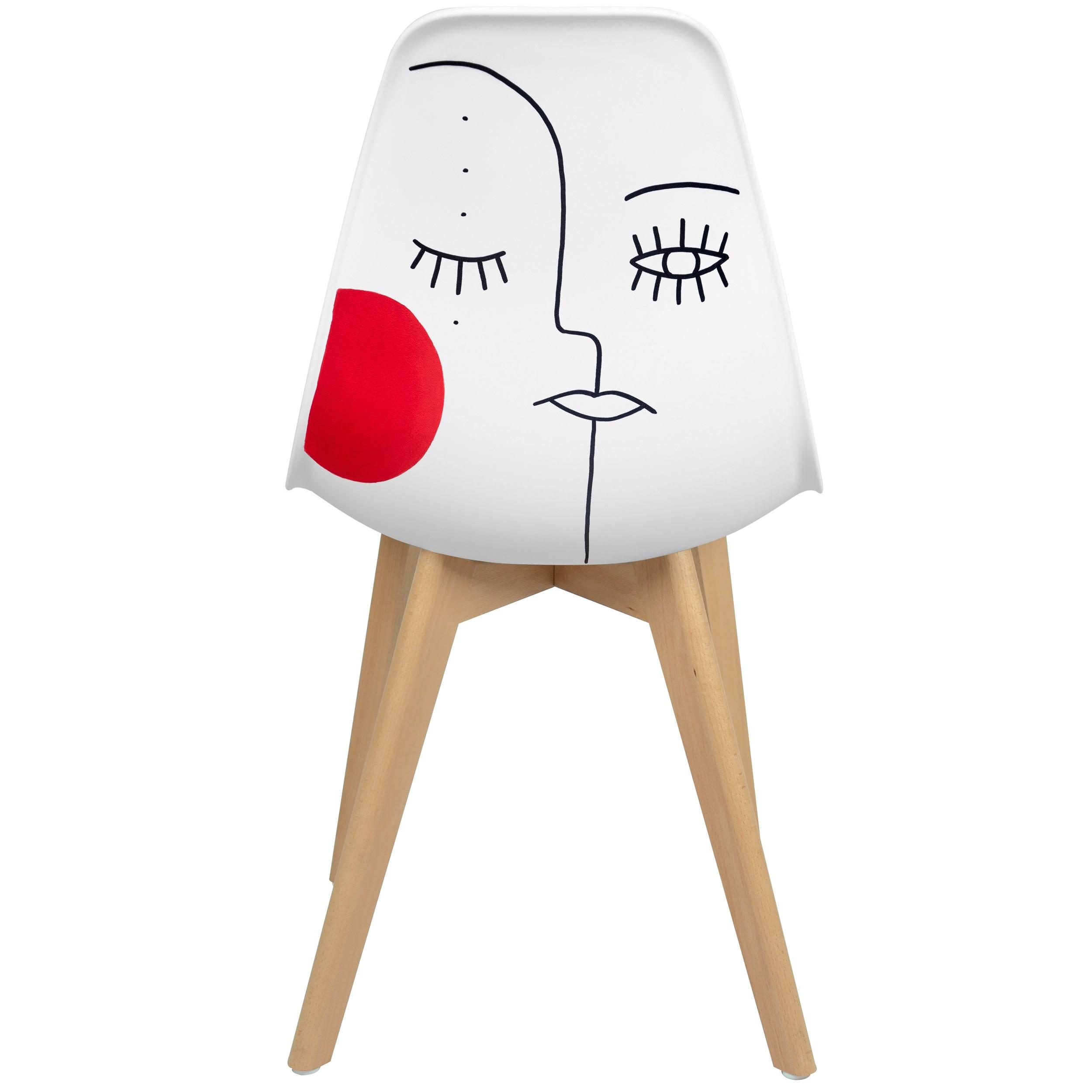 acheter chaise artiste unique derzek