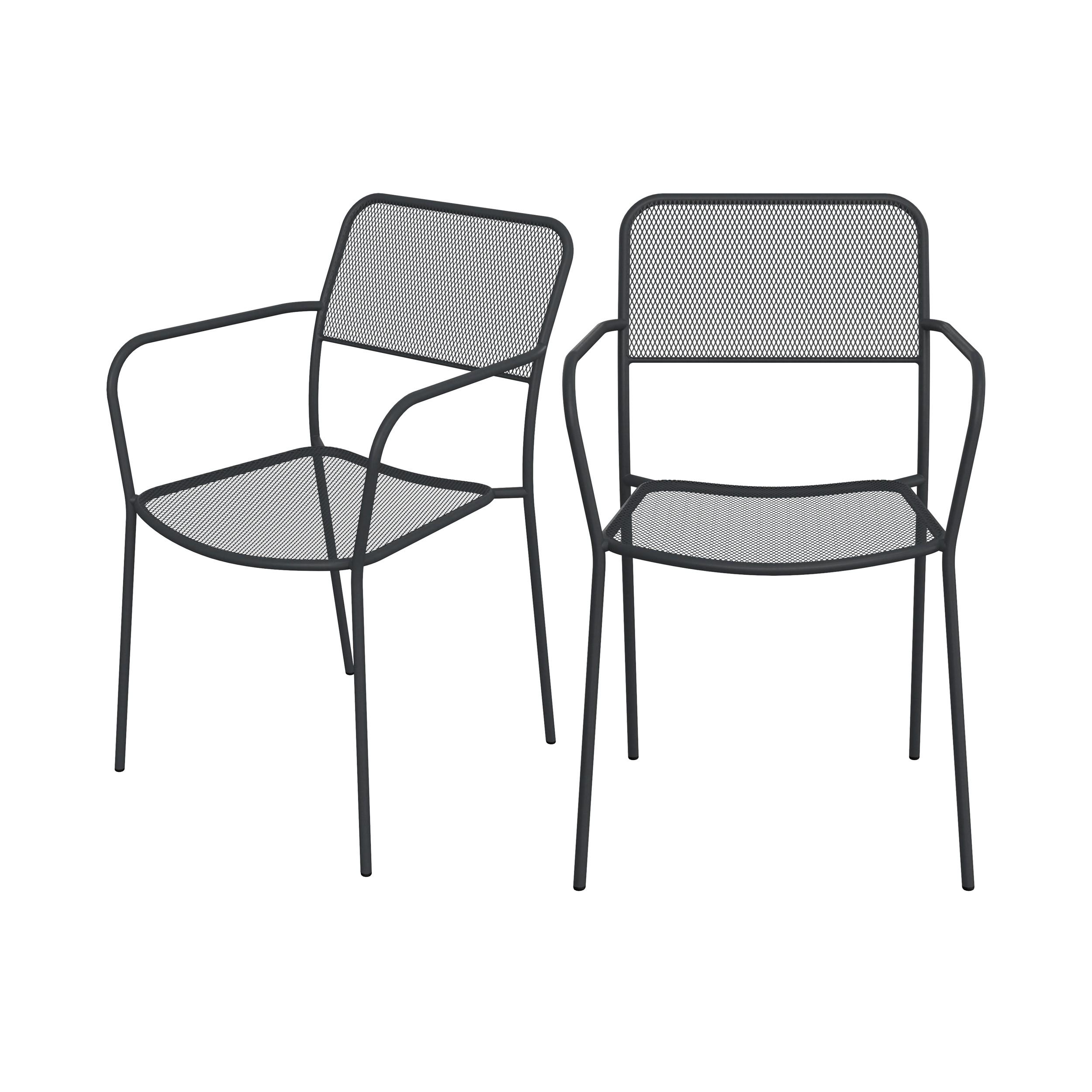 acheter chaise jardin exterieur metal design