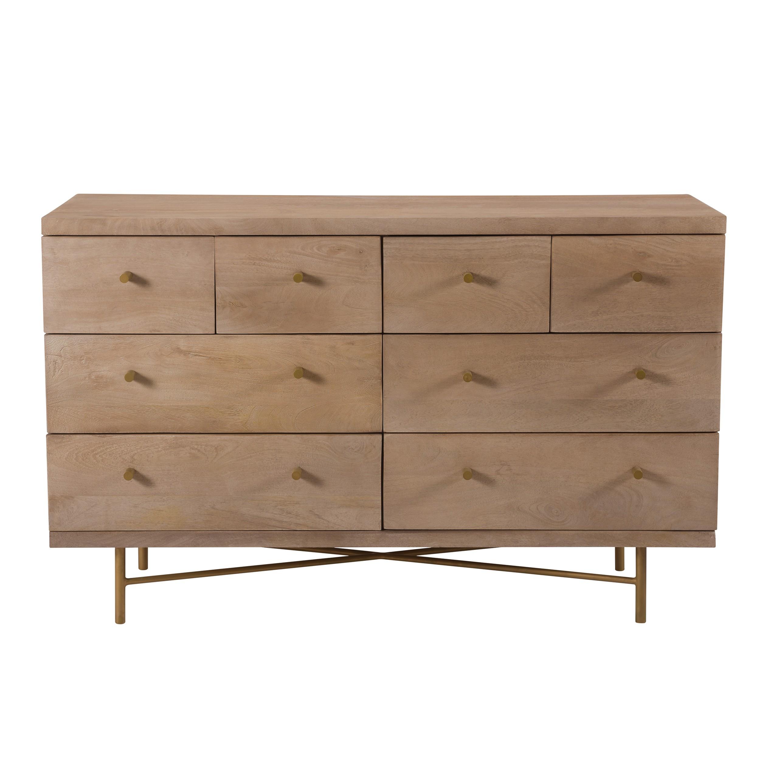 acheter commode multi tiroirs en bois