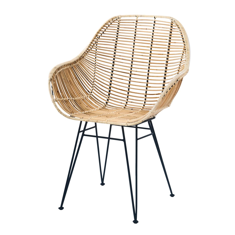 acheter fauteuil confortable pieds metal
