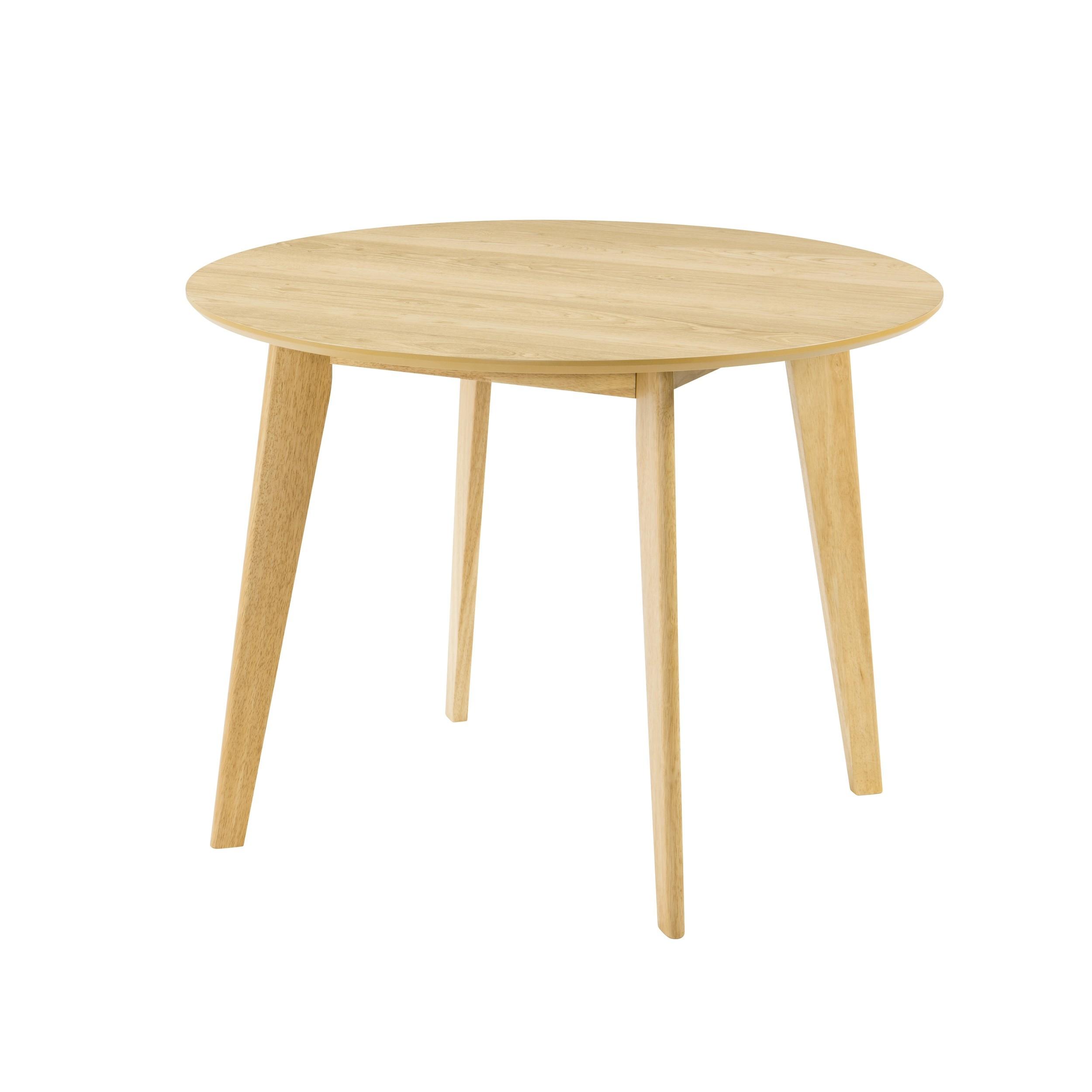 acheter table ronde de repas 100 cm
