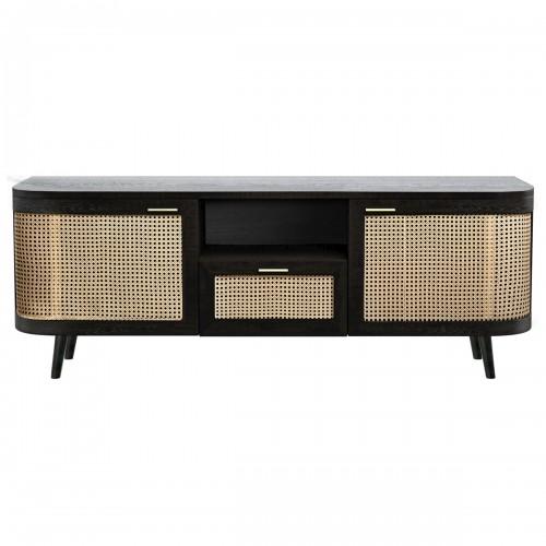 achat meuble tv 2 portes 1 tiroir 1 niche