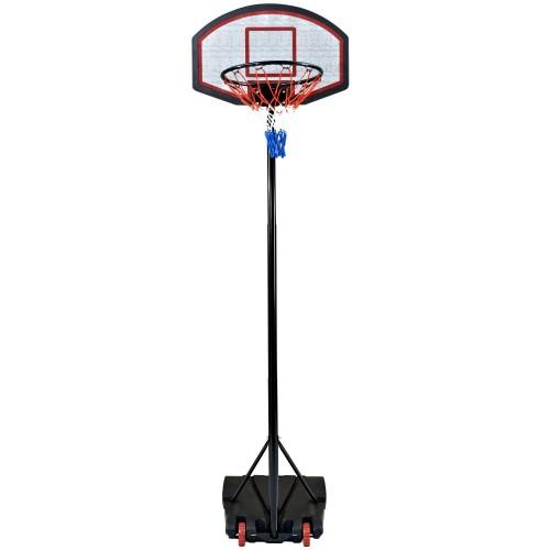 achat panier de basket noir