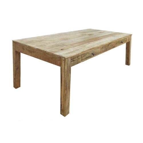 achat table a manger en bois
