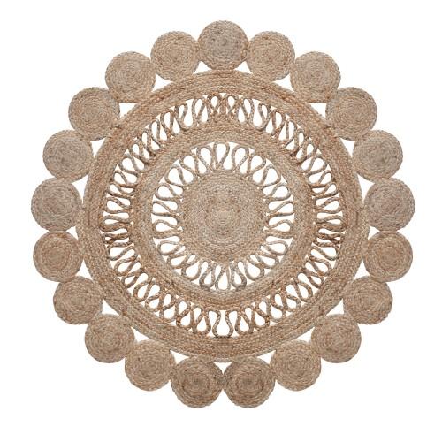 achat tapis ethnique chic 120 cm