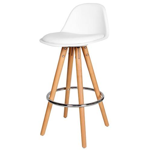 acheter chaise de bar scandinave