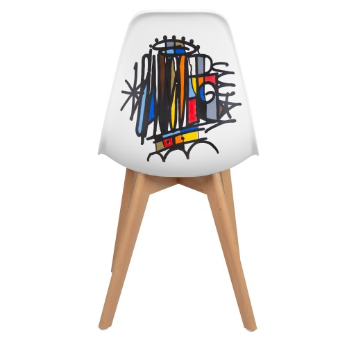 acheter chaise artiste dalas taguee
