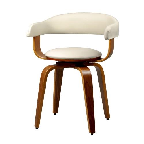 acheter chaise confortable blanche