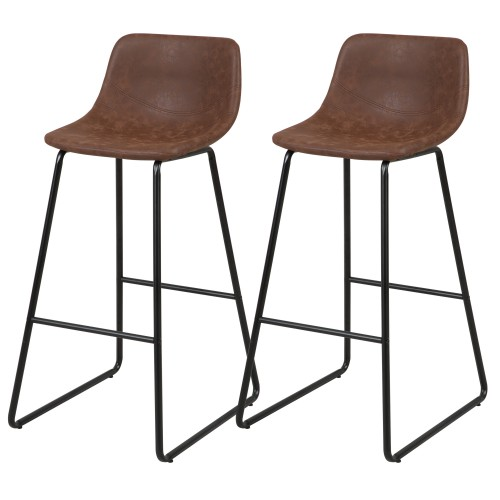 acheter chaise de bar en cuir synthetique