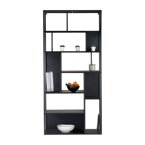 acheter etagere noire casier design
