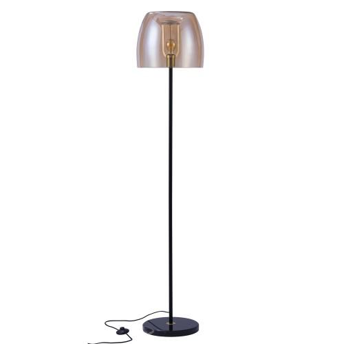 acheter lampadaire socle marbre design
